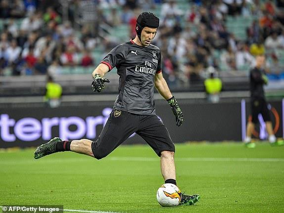 Chelsea 0-0 Arsenal: Cech liên tục cứu thua Ảnh 18