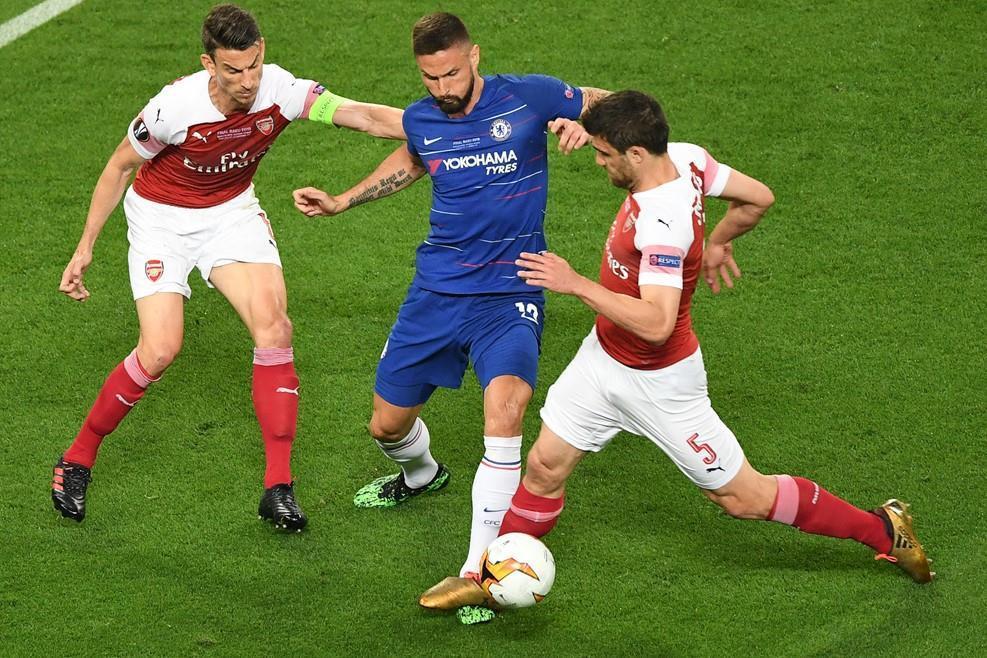 Chelsea 0-0 Arsenal: Cech liên tục cứu thua Ảnh 5