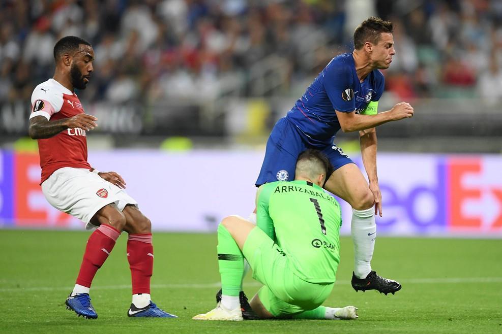 Chelsea 0-0 Arsenal: Cech liên tục cứu thua Ảnh 8