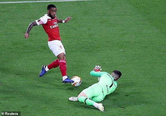 Chelsea 0-0 Arsenal: Cech liên tục cứu thua Ảnh 9