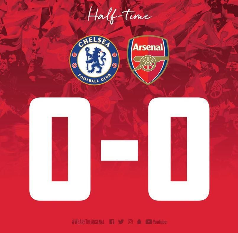 Chelsea 0-0 Arsenal: Cech liên tục cứu thua Ảnh 2
