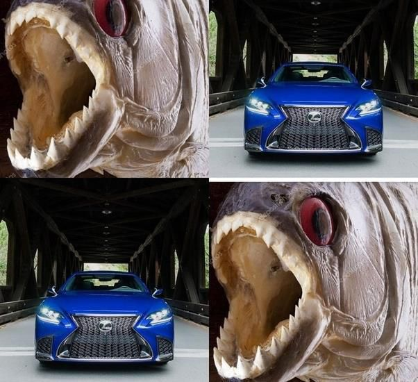 Toyota chậm thay đổi, xe sang bị chê xấu như cá Piranha Ảnh 8
