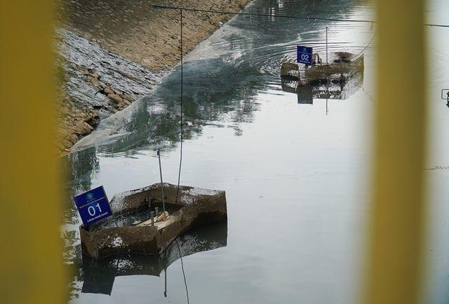 Nước sông Tô Lịch đổi màu tích cực sau 2 tuần áp dụng công nghệ Nhật Ảnh 2