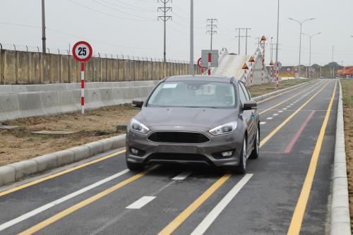 Ford Việt Nam chính thức đưa đường thử xe mới vào hoạt động Ảnh 1