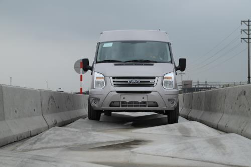Ford Việt Nam chính thức đưa đường thử xe mới vào hoạt động Ảnh 4