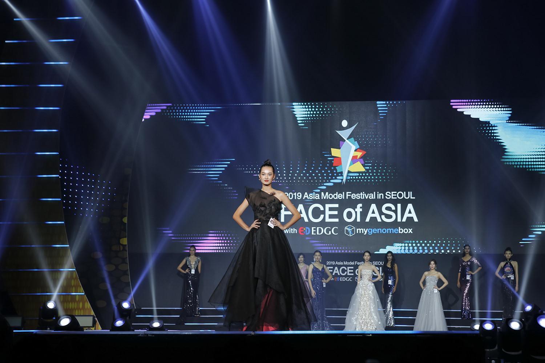 Đại diện Việt Nam vào Top 10 'Face of Asia' Ảnh 2