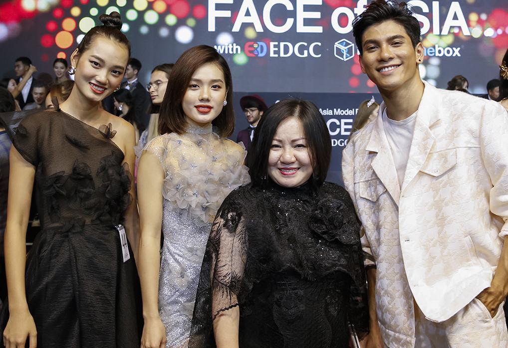 Đại diện Việt Nam vào Top 10 'Face of Asia' Ảnh 1