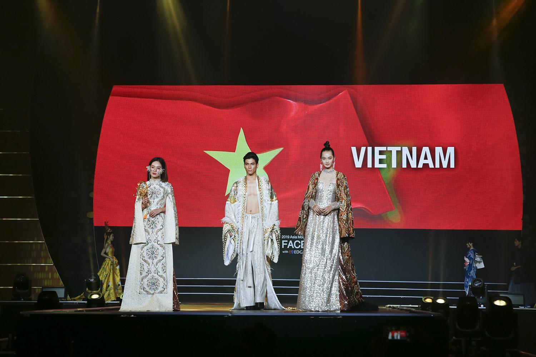 Đại diện Việt Nam vào Top 10 'Face of Asia' Ảnh 3