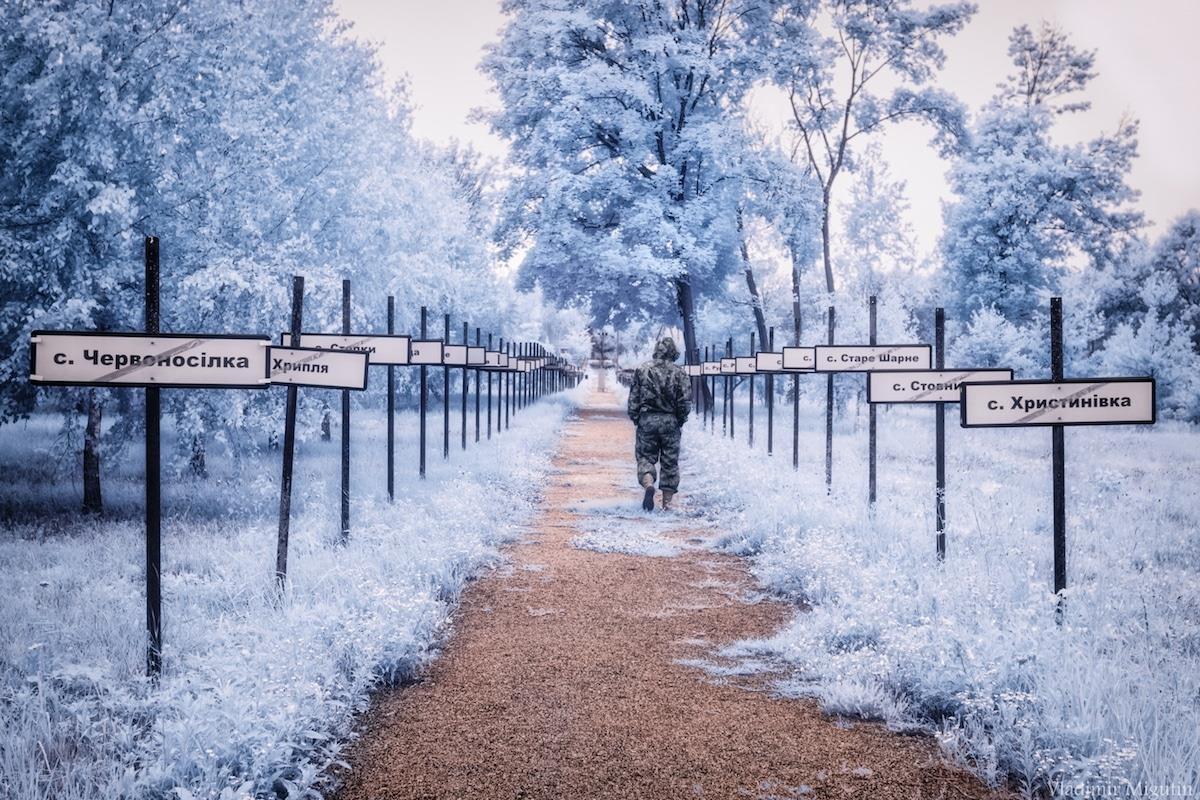 Vùng đất chết Chernobyl hóa xứ thần tiên qua ống kính nhiếp ảnh gia Ảnh 3