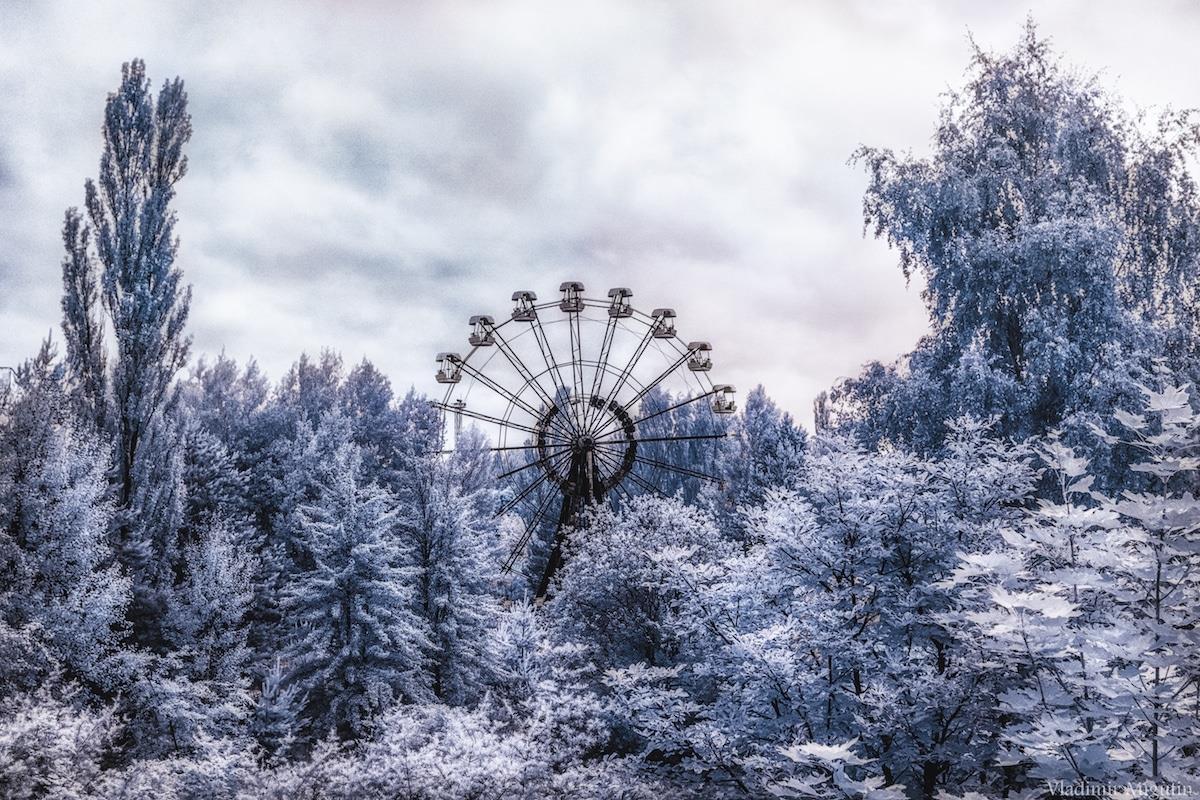 Vùng đất chết Chernobyl hóa xứ thần tiên qua ống kính nhiếp ảnh gia Ảnh 15