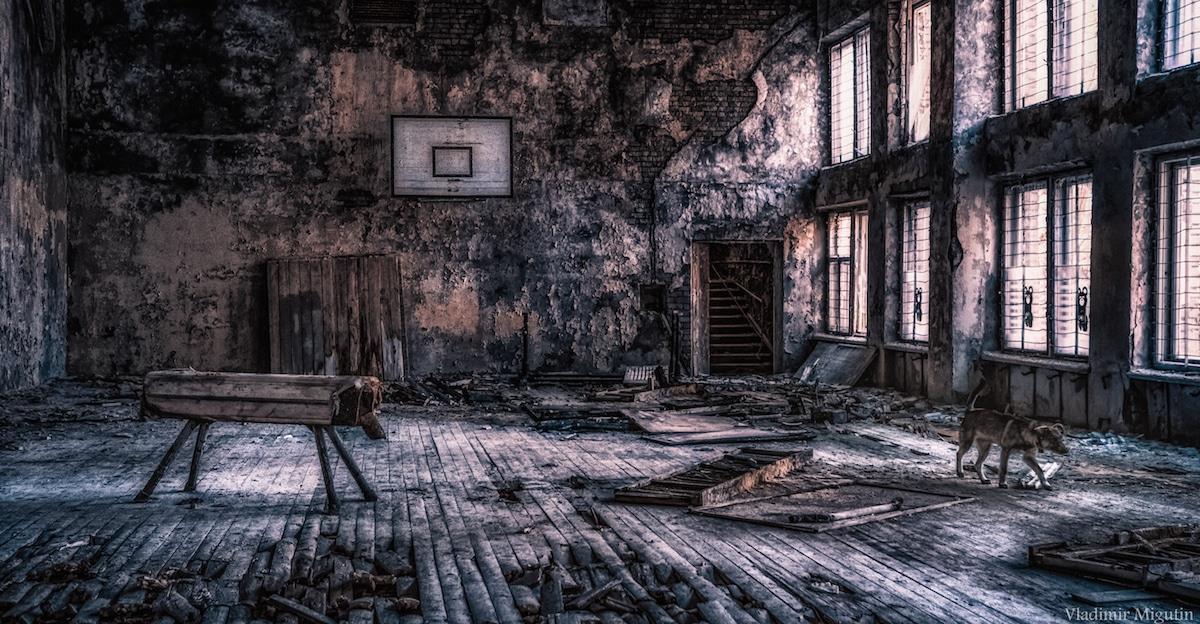 Vùng đất chết Chernobyl hóa xứ thần tiên qua ống kính nhiếp ảnh gia Ảnh 6