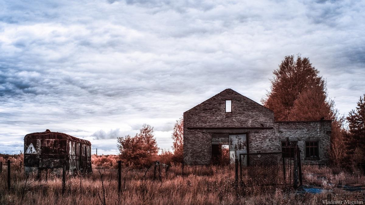 Vùng đất chết Chernobyl hóa xứ thần tiên qua ống kính nhiếp ảnh gia Ảnh 13