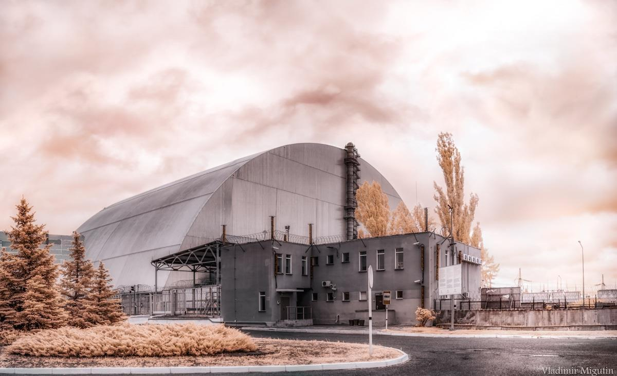 Vùng đất chết Chernobyl hóa xứ thần tiên qua ống kính nhiếp ảnh gia Ảnh 9