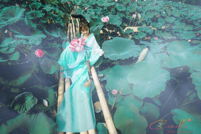 Mãn nhãn bộ ảnh vũ công nhí múa ballet, diện cổ trang bên Quốc hoa Ảnh 7