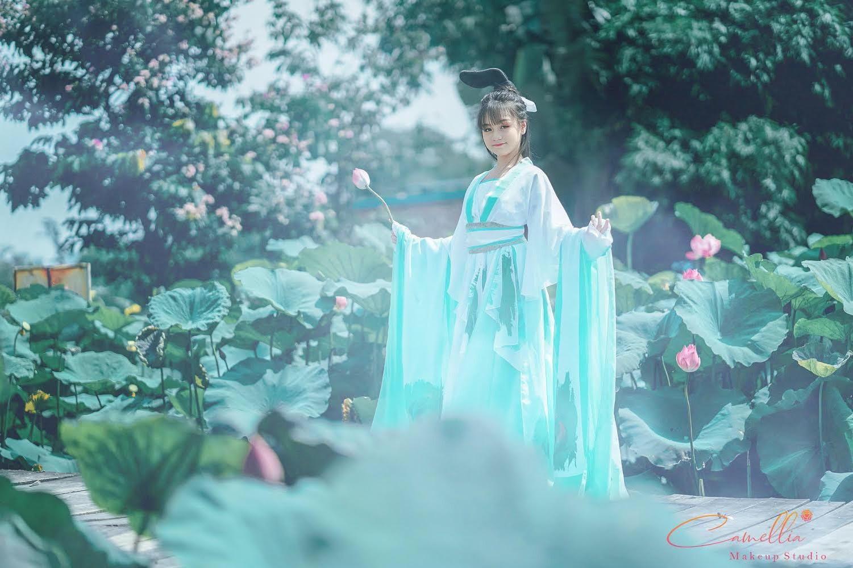 Mãn nhãn bộ ảnh vũ công nhí múa ballet, diện cổ trang bên Quốc hoa Ảnh 9