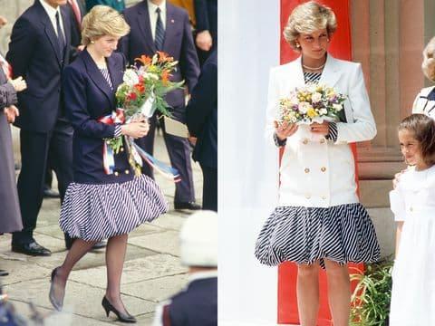 Tài 'hồi sinh' đồ cũ của Công nương Diana khiến thiên hạ 'ngả mũ' thán phục Ảnh 3