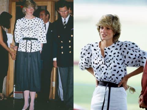 Tài 'hồi sinh' đồ cũ của Công nương Diana khiến thiên hạ 'ngả mũ' thán phục Ảnh 8