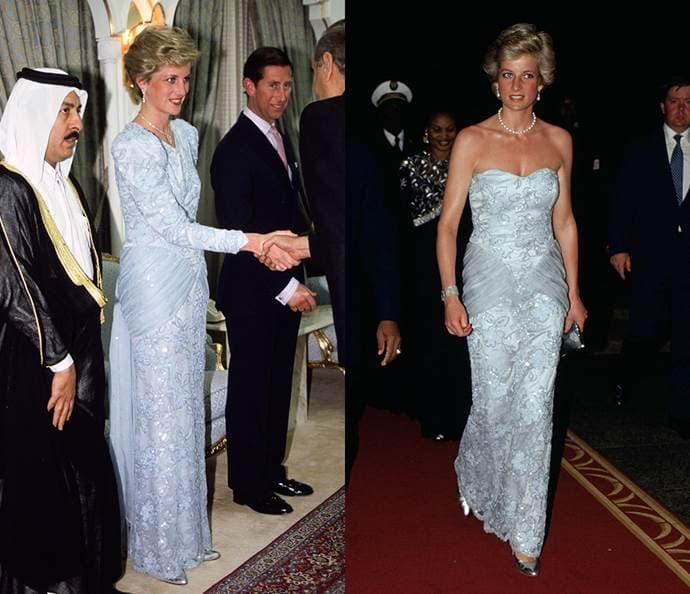 Tài 'hồi sinh' đồ cũ của Công nương Diana khiến thiên hạ 'ngả mũ' thán phục Ảnh 1