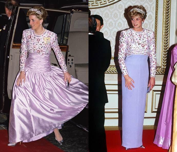 Tài 'hồi sinh' đồ cũ của Công nương Diana khiến thiên hạ 'ngả mũ' thán phục Ảnh 2