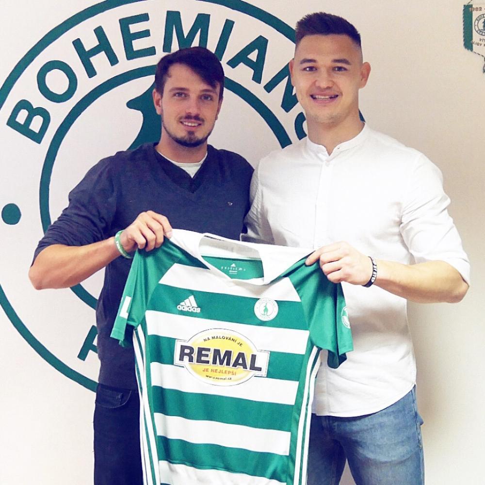 Thủ môn từng không xin việc được ở V-League sắp chơi bóng tại giải vô địch Czech Ảnh 1