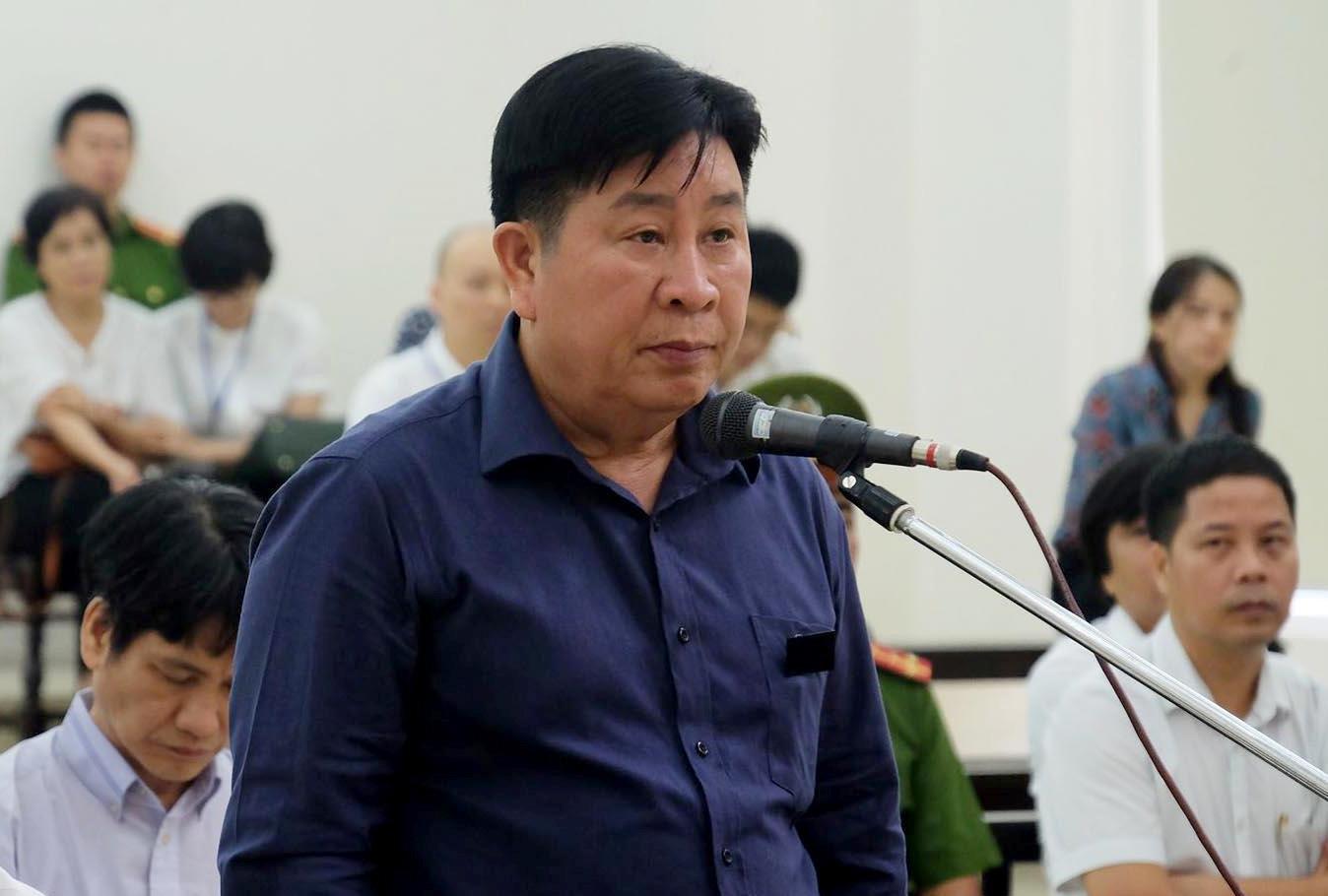 Cựu thứ trưởng Trần Việt Tân: 'Tôi tin cấp dưới nên ký không kiểm tra' Ảnh 3