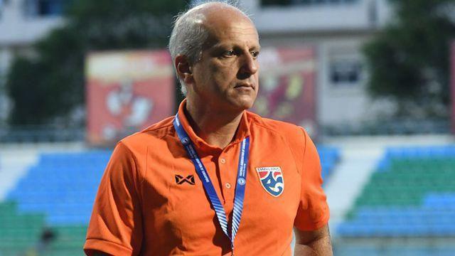 Thất bại tại giải giao hữu, HLV U23 Thái Lan tuyên bố từ chức Ảnh 1
