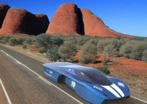 Australia sẽ tổ chức giải đua xe chạy bằng năng lượng Mặt Trời Ảnh 1