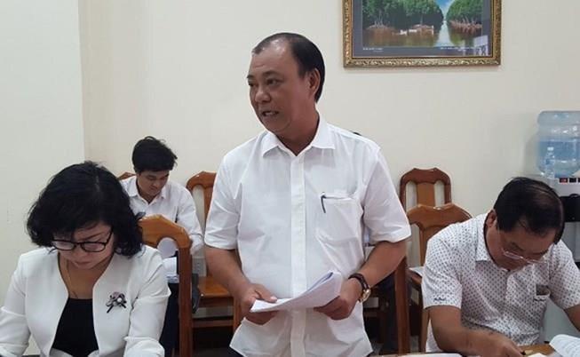 Đình chỉ công tác Tổng giám đốc SAGRI Lê Tấn Hùng Ảnh 1