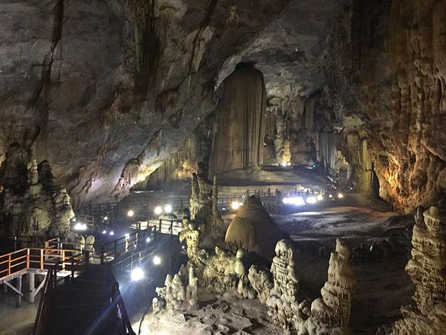 Sắp diễn ra Lễ hội hang động Quảng Bình năm 2019 Ảnh 1