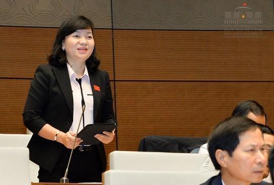 Đại biểu Trần Thị Diệu Thúy: Không đồng ý đề xuất tăng tuổi nghỉ hưu Ảnh 2