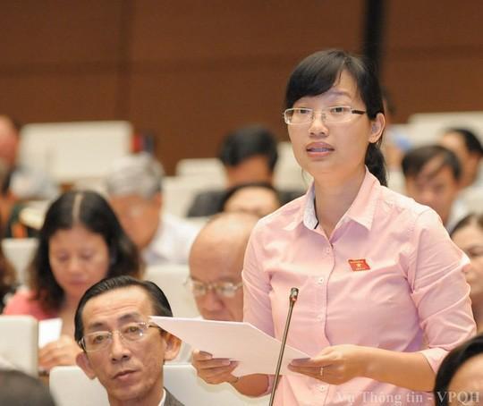 Đại biểu Trần Thị Diệu Thúy: Không đồng ý đề xuất tăng tuổi nghỉ hưu Ảnh 1