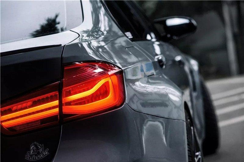 Mỹ nữ áo đen lạnh lùng khoe dáng bên xế độ BMW Ảnh 12