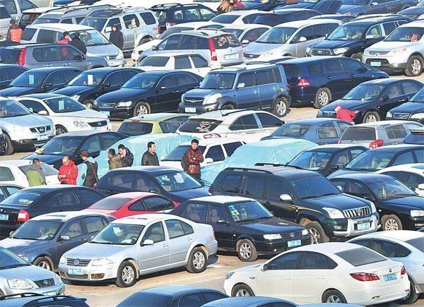 Doanh số bán ôtô ở Trung Quốc giảm 11 tháng liên tiếp Ảnh 1