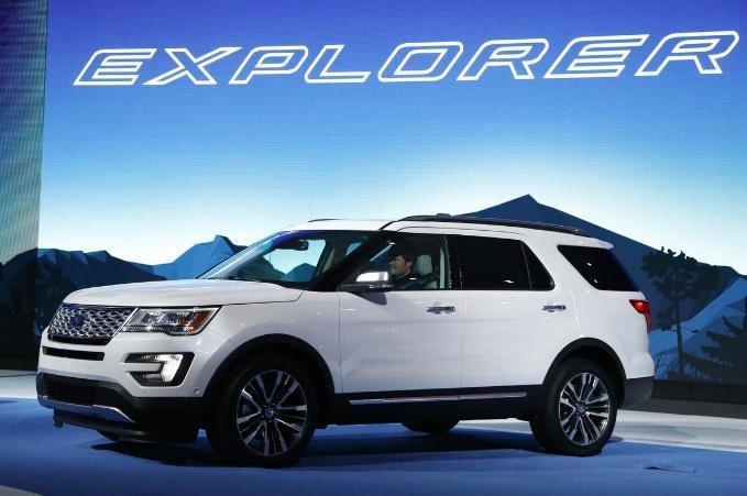 Ford thu hồi 1,2 triệu xe SUV Explorer vì lỗi hệ thống lái Ảnh 1