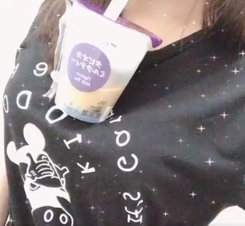 Trào lưu mới ở Nhật khiến các cô gái 'ùn ùn' tham gia: Uống trà sữa không cần dùng tay! Ảnh 5