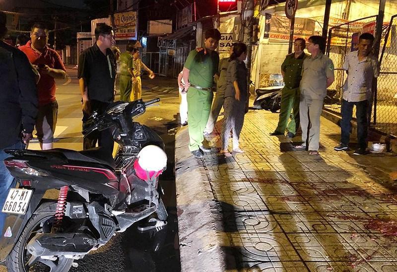 Chạy xe 'kẹp 3' gặp tai nạn, 3 người thương vong Ảnh 2