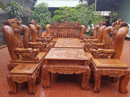 Đồ gỗ nội thất cao cấp Ngọc Trang Gia Lai: Chinh phục thị trường gỗ bằng chất lượng và uy tín Ảnh 1