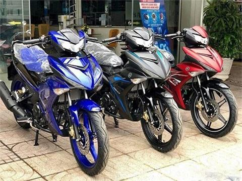Bảng giá xe Yamaha Exciter 150 2019 tháng 6/2019 Ảnh 3