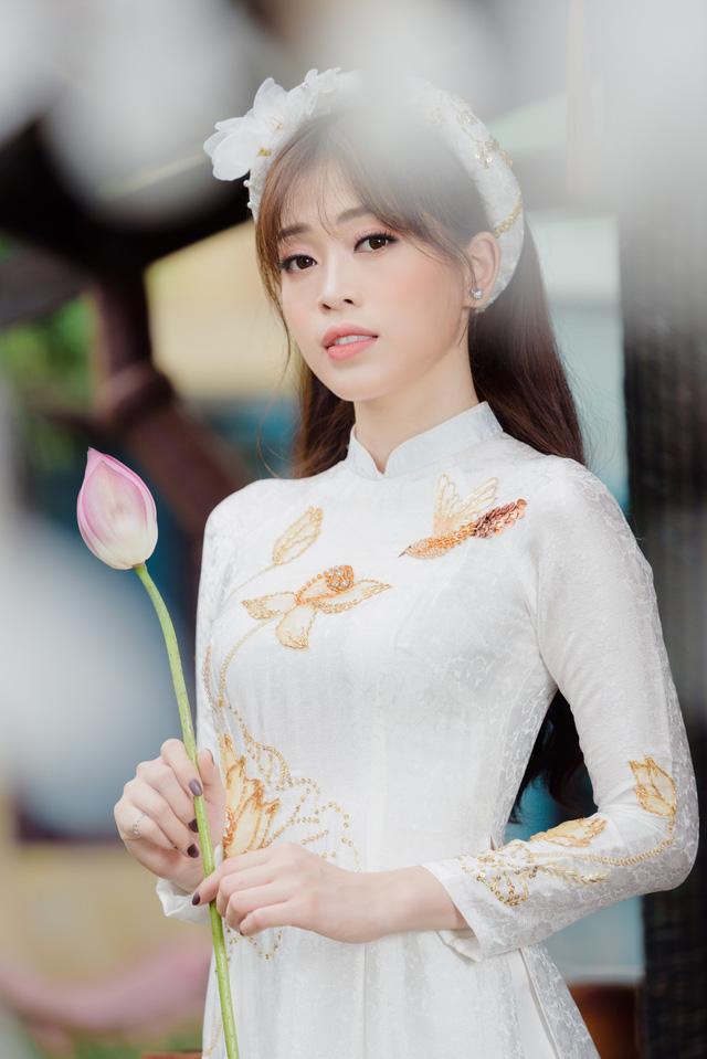 Bạn gái 'trong phim - ngoài đời' của diễn viên Bình An bỗng nhiên chạm mặt, đọ sắc Ảnh 9