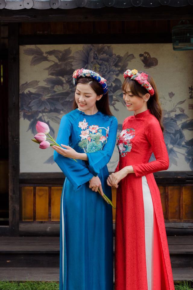 Bạn gái 'trong phim - ngoài đời' của diễn viên Bình An bỗng nhiên chạm mặt, đọ sắc Ảnh 6