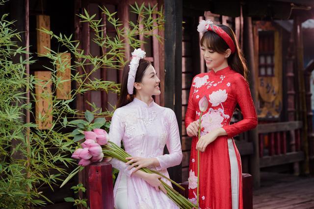 Bạn gái 'trong phim - ngoài đời' của diễn viên Bình An bỗng nhiên chạm mặt, đọ sắc Ảnh 3
