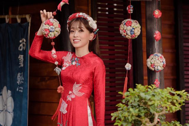 Bạn gái 'trong phim - ngoài đời' của diễn viên Bình An bỗng nhiên chạm mặt, đọ sắc Ảnh 10