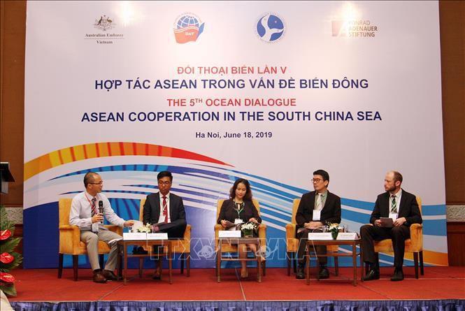 Hợp tác ASEAN trong vấn đề Biển Đông Ảnh 2