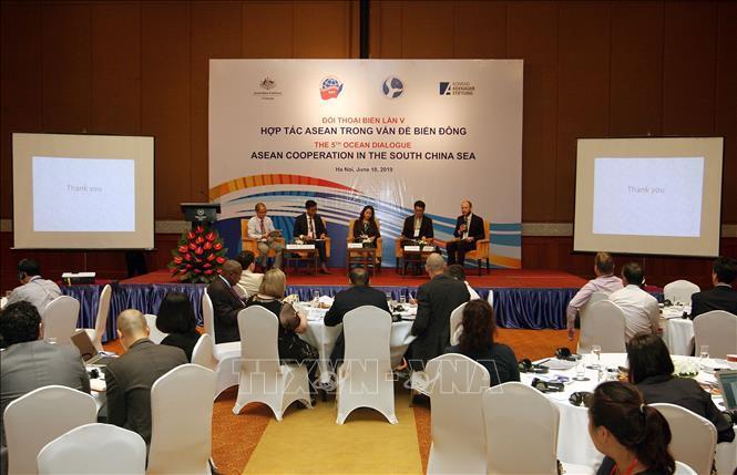 Hợp tác ASEAN trong vấn đề Biển Đông Ảnh 1