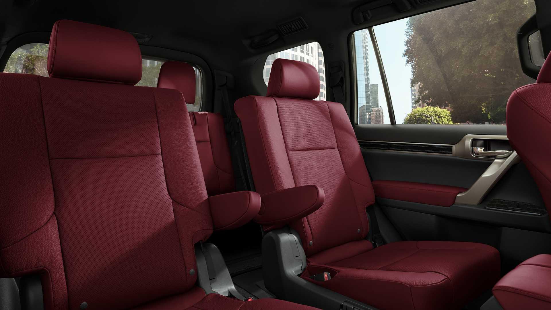 Lexus GX 2020 lộ diện, lưới tản nhiệt siêu lớn, tăng khả năng off-road Ảnh 4