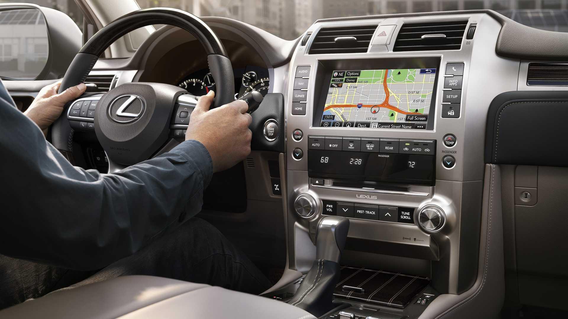 Lexus GX 2020 lộ diện, lưới tản nhiệt siêu lớn, tăng khả năng off-road Ảnh 6