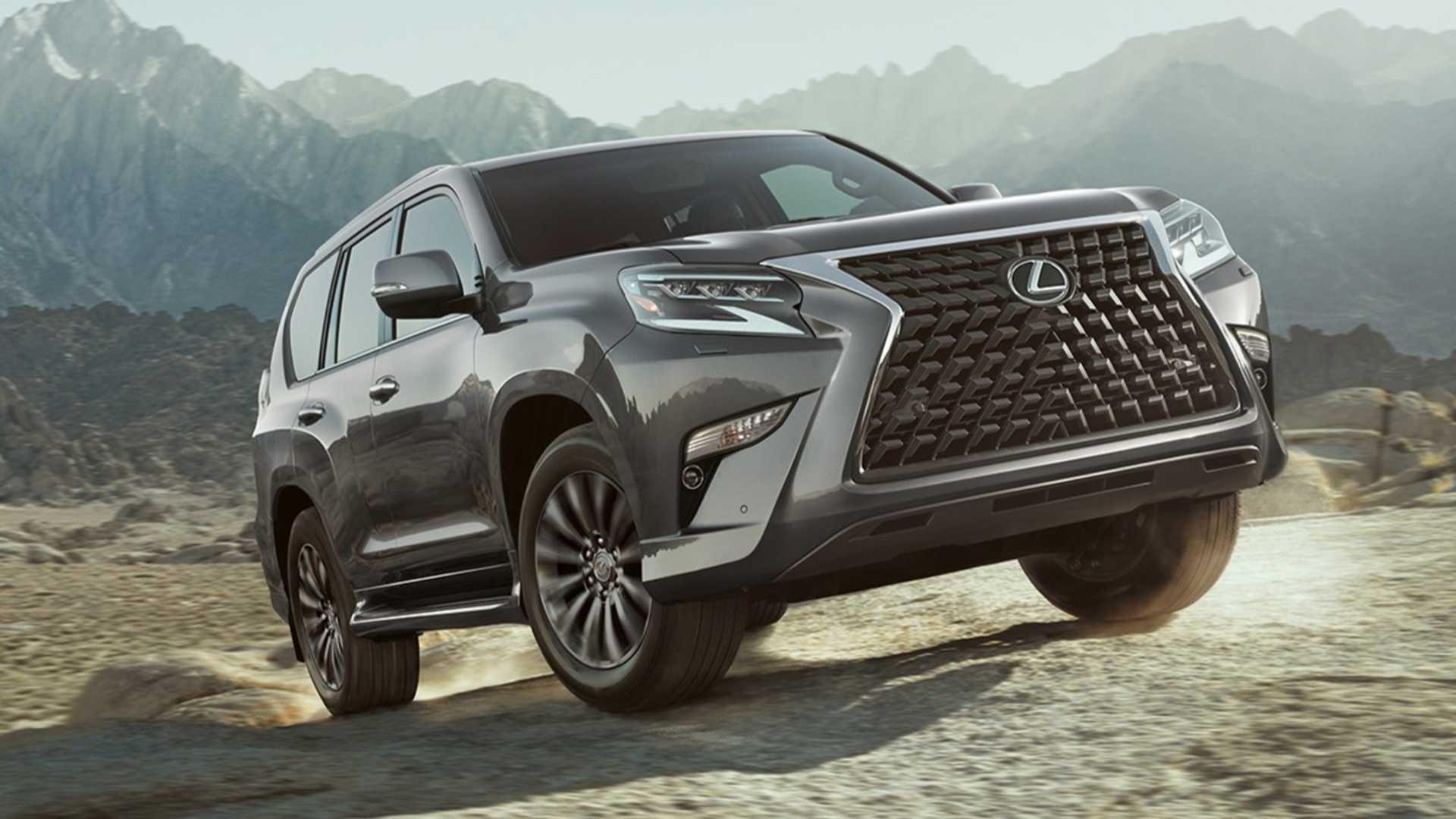 Lexus GX 2020 lộ diện, lưới tản nhiệt siêu lớn, tăng khả năng off-road Ảnh 1