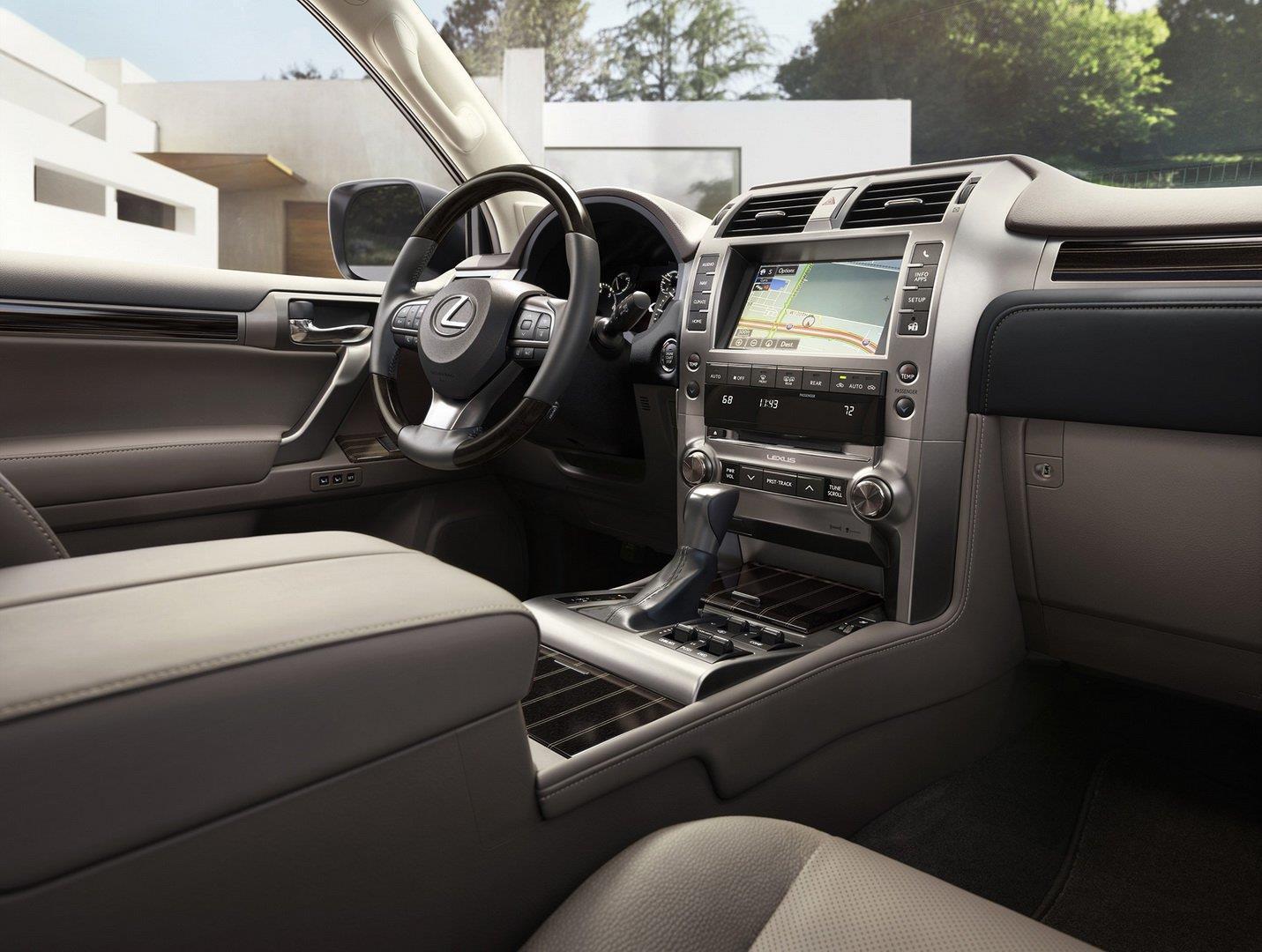 Lexus GX 2020 lộ diện, lưới tản nhiệt siêu lớn, tăng khả năng off-road Ảnh 8