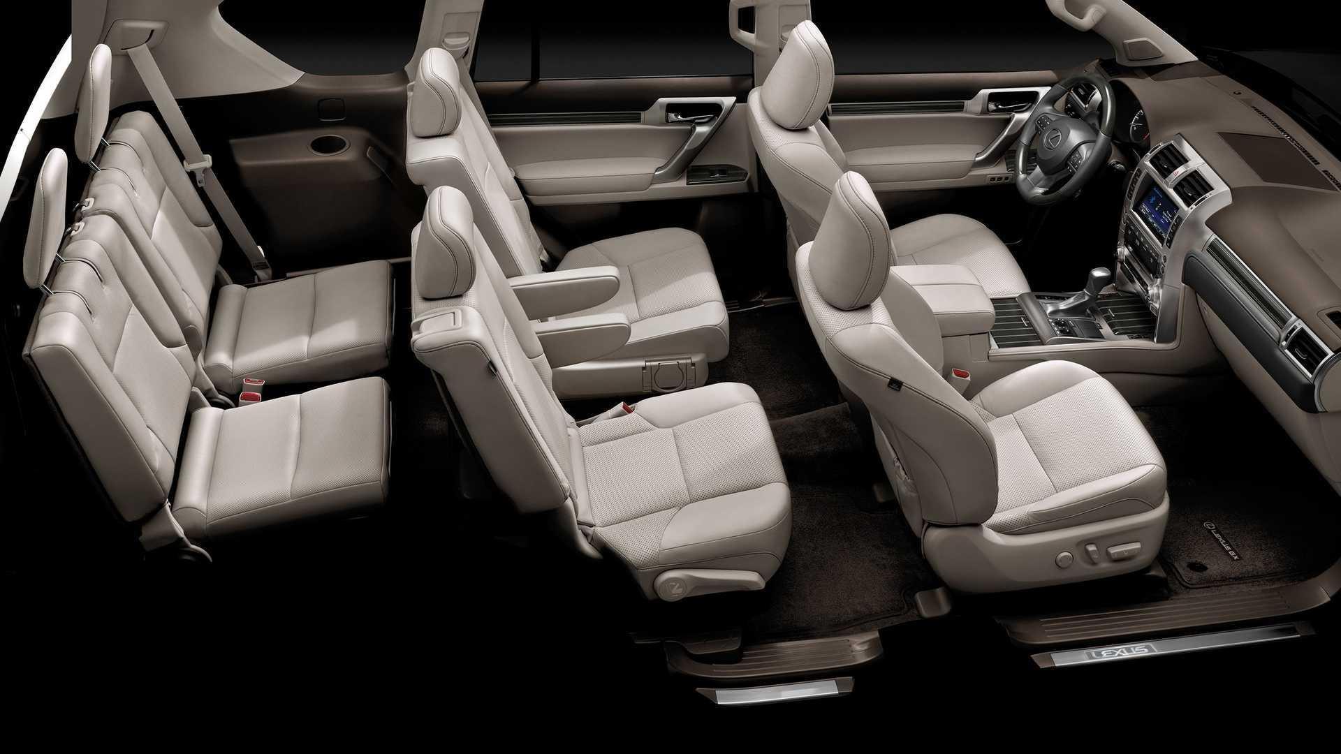 Lexus GX 2020 lộ diện, lưới tản nhiệt siêu lớn, tăng khả năng off-road Ảnh 9