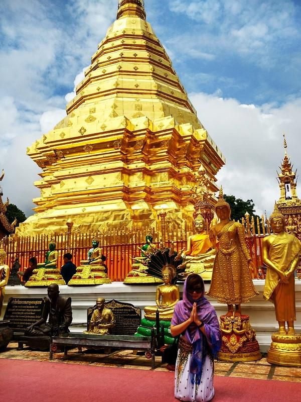 Một ngày ở Chiang Mai, lạc vào xứ sở của những chùa tháp tuyệt đẹp Ảnh 2